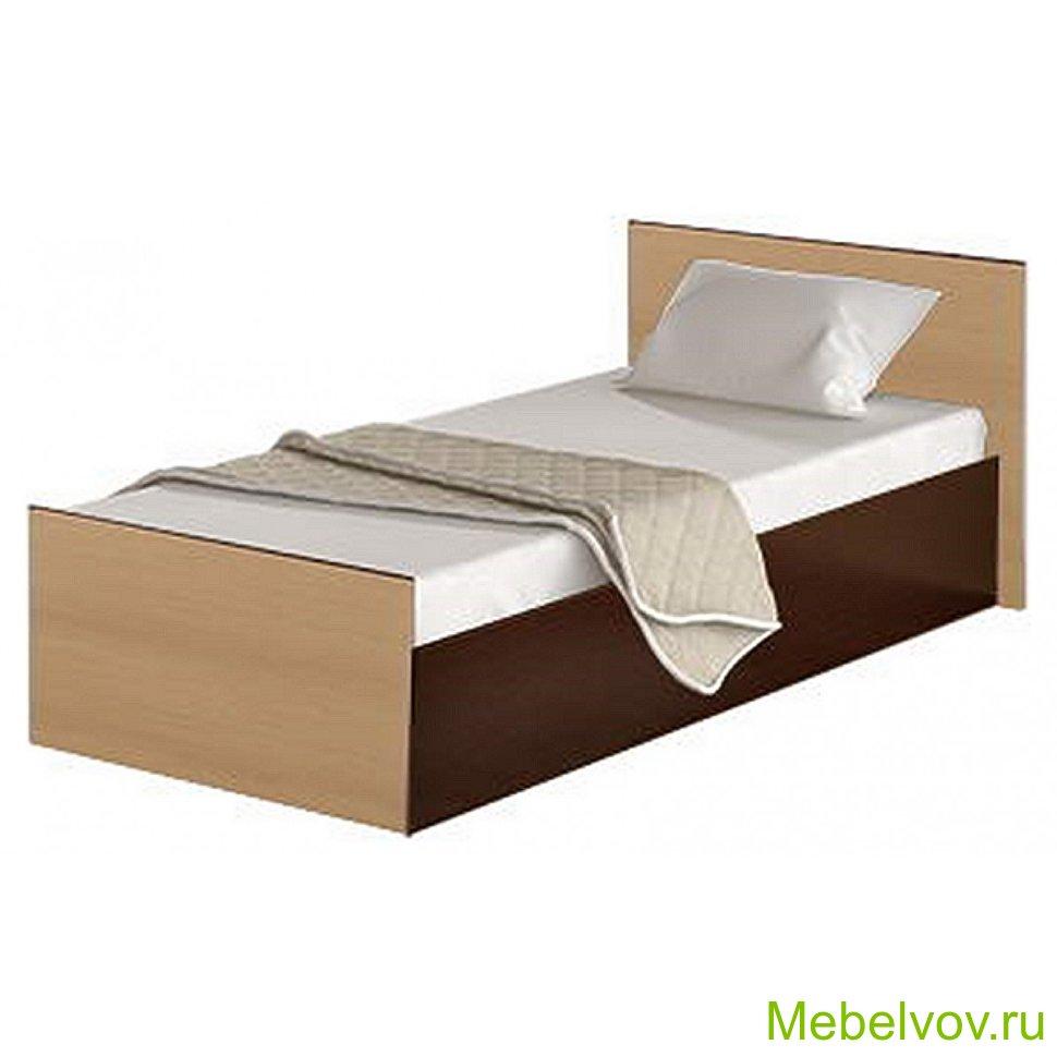 Кровать Стандарт-09 венге